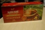 Упаковка чая Майский отборный