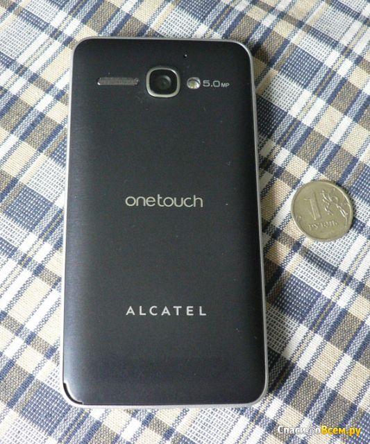 Смартфон Alcatel One Touch Star Dual Sim 6010D фото
