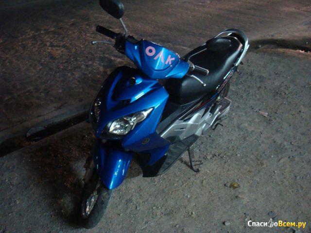 Скутер Yamaha Nouvo фото