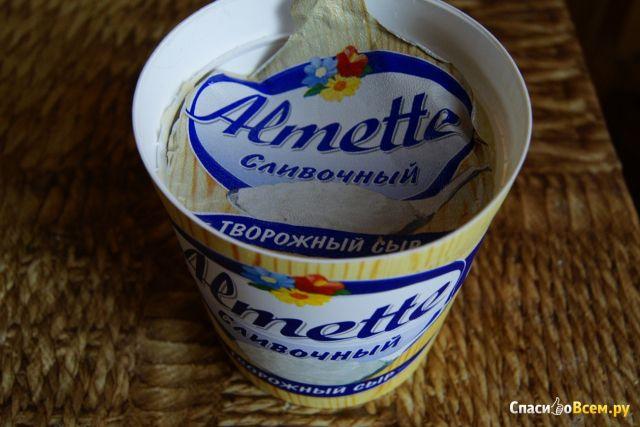 Творожный сыр Hochland Almette сливочный фото