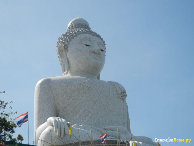 Биг Будда на Пхукете (Таиланд) фото