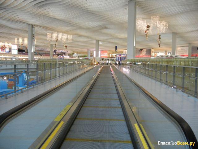 Аэропорт Гонконга Чхеклапкок (Китай) фото