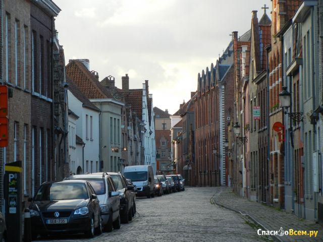 Город Брюгге (Бельгия) фото