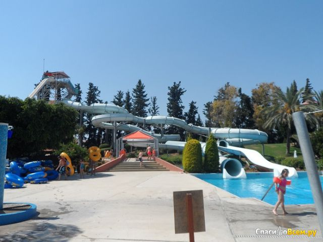 Аквапарк Water World (Кипр, Айя Напа) фото