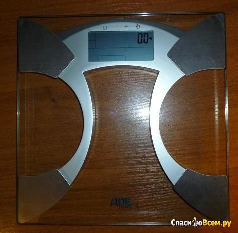 Напольные весы ADE BA710 Catharina фото