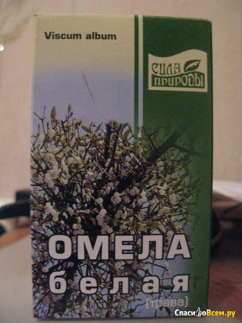 "Трава Омела белая ""Сила природы"" фото"
