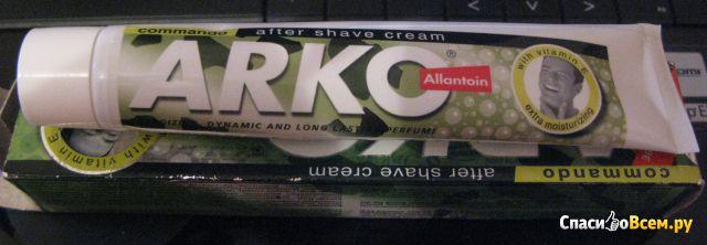 Крем после бритья Arko Commando Allantoin фото