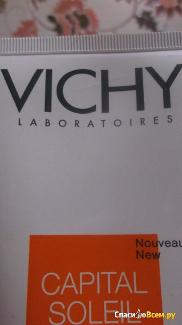 Солнцезащитное молочко для детей и взрослых Vichy Capital Soleil SPF30