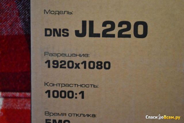 Монитор DNS JL220 LED 21.5'' фото