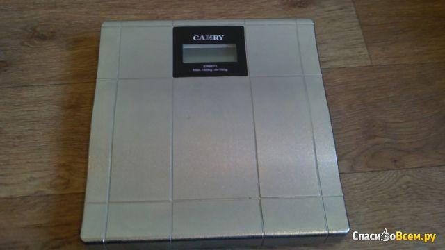 Весы напольные Camry EB-6571 фото