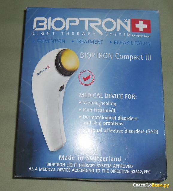 Bioptron compact iii