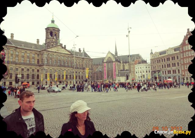Город Амстердам (Нидерланды) фото