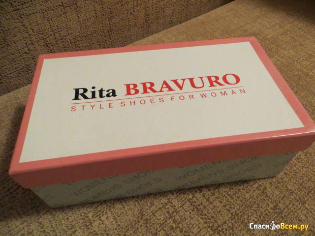Туфли женские rita bravuro