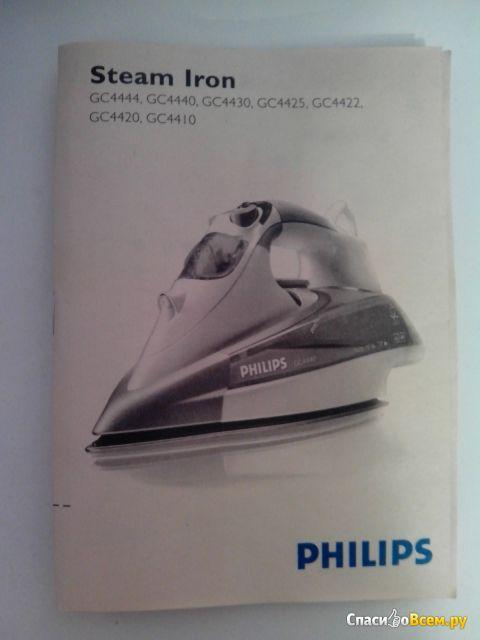 Утюг Philips GC 4410 фото