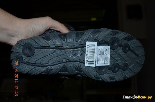 Туфли летние мужские CentrShoes арт. ZDC760008-2 фото