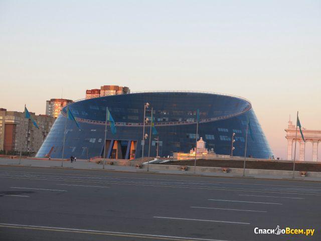 Город Астана (Казахстан) фото