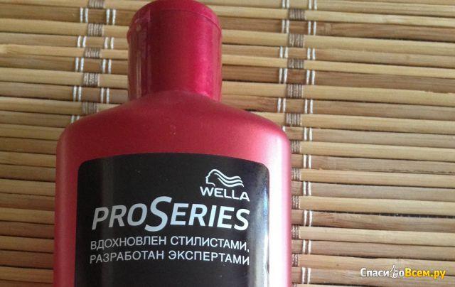 Шампунь Wella Pro Series Volume для объема и упругости волос фото