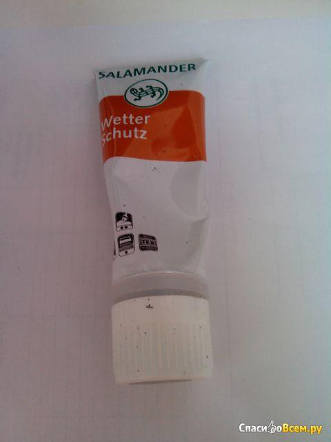 """Крем для обуви """"Salamander"""" Wetter Schutz фото"""