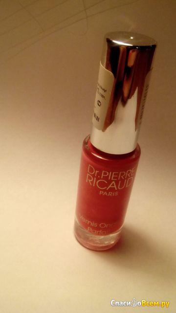 """Лак для ногтей Dr.Pierre Ricaud Nouveau Maquillage """"Безупречные ногти"""" Сияющий розовый фото"""