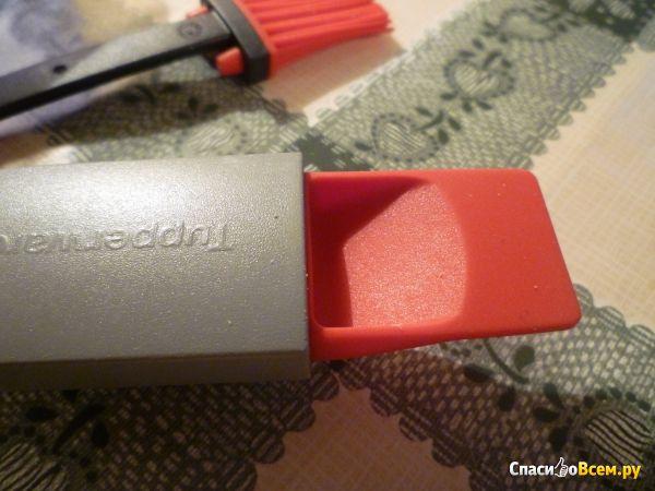 Силиконовая кисточка с двумя насадками Tupperware фото
