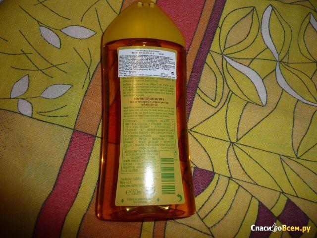 Масло подсолнечное помогает для загара