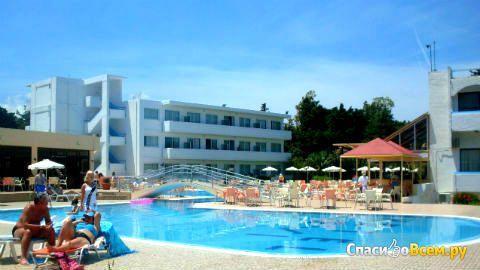 Отель Evi 3* (Греция, Родос) фото