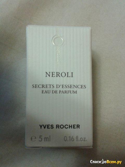 """Парфюмерная вода Yves Rocher """"Чарующий Нероли"""" фото"""