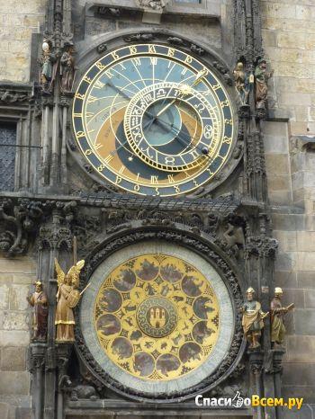 Город Прага (Чехия) фото
