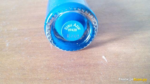 """Лак для ногтей Dr.Pierre Ricaud Nouveau Maquillage """"Безупречные ногти"""" Лазурно-синий фото"""