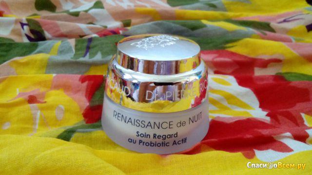 Ночной крем для контура глаз с активным пробиотиком Dr.Pierre Ricaud Renaissance de Nuit фото