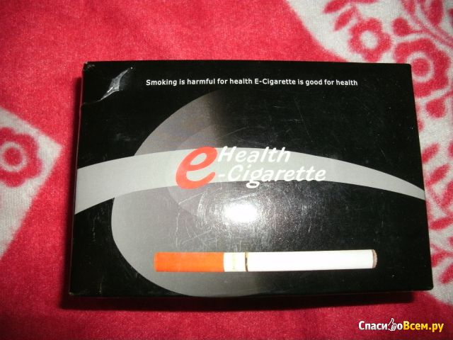 Электронная сигарета Health E-Cigarette фото