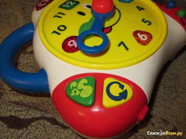 Говорящие обучающие часы (русский, английский) Hap-p-kid фото