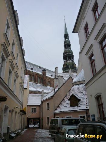 Город Рига (Латвия) фото