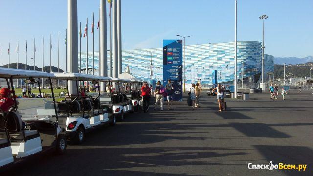 Олимпийский парк (Россия, Сочи) фото