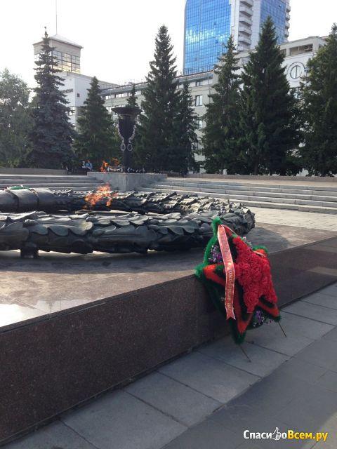 Вечный огонь (Россия, Челябинск) фото