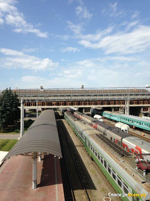 Железнодорожный вокзал (Челябинск, Привокзальная площадь, д. 1) фото