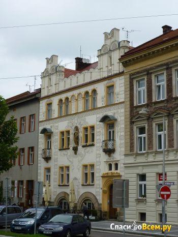 Город Градец-Кралове (Чехия) фото