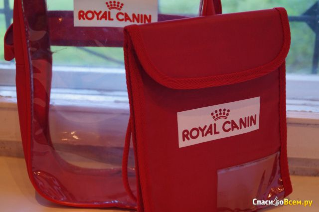 Подарок Royal Canin фото