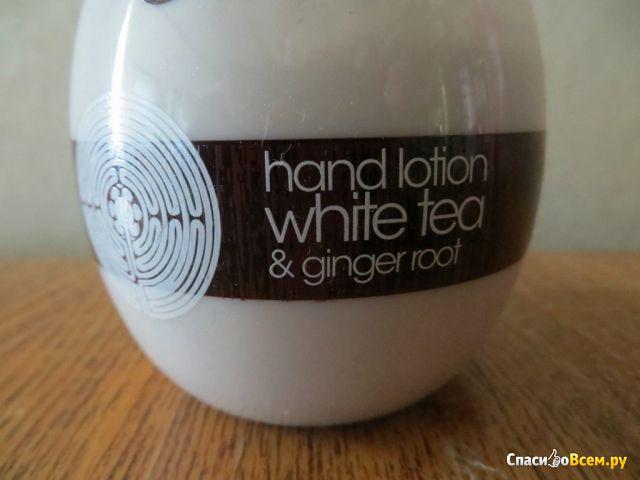 Лосьон для рук Mades Cosmetics Core Белый чай и корень имбиря фото