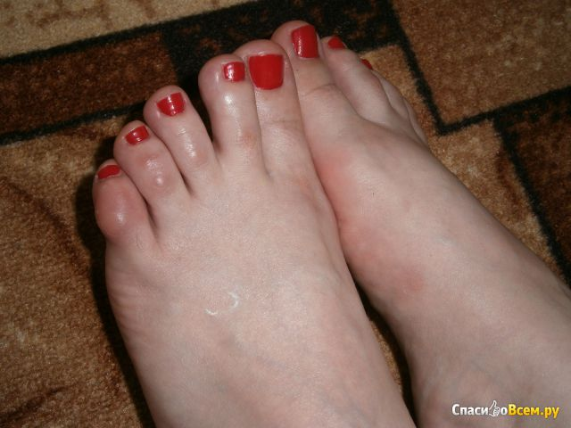 Крем-антиперспирант для ног Oriflame Feet Up Anti-perspirant Foot Cream фото