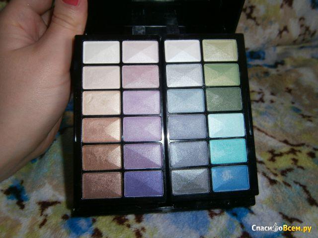 Многофункциональная палитра для макияжа Л'Этуаль Palette Maquillage 40 оттенков фото