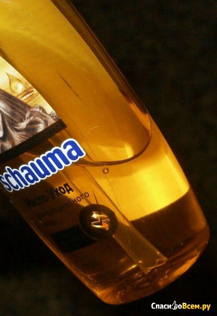 Масло-уход для волос Schwarzkopf Shauma фото