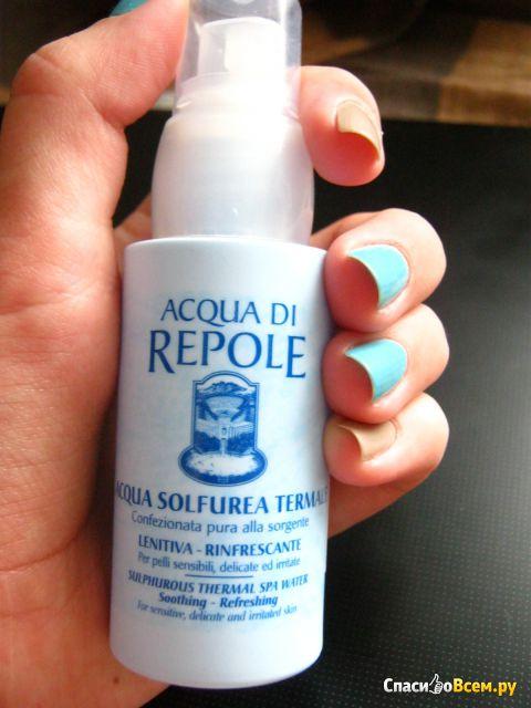 Сернистая термальная вода-спрей Frais Monde Acqua Di Repole фото