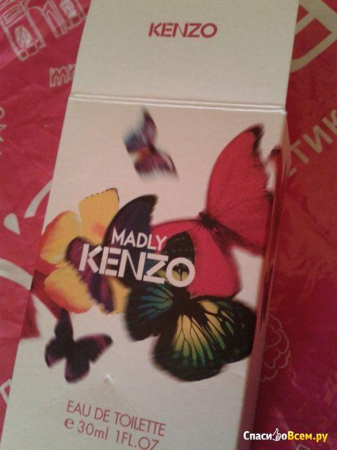 Туалетная вода Madly Kenzo фото