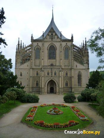 Город Кутна-Гора (Чехия) фото