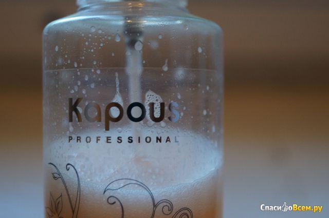 Увлажняющая сыворотка для волос с маслом арганы Kapous Arganoil фото