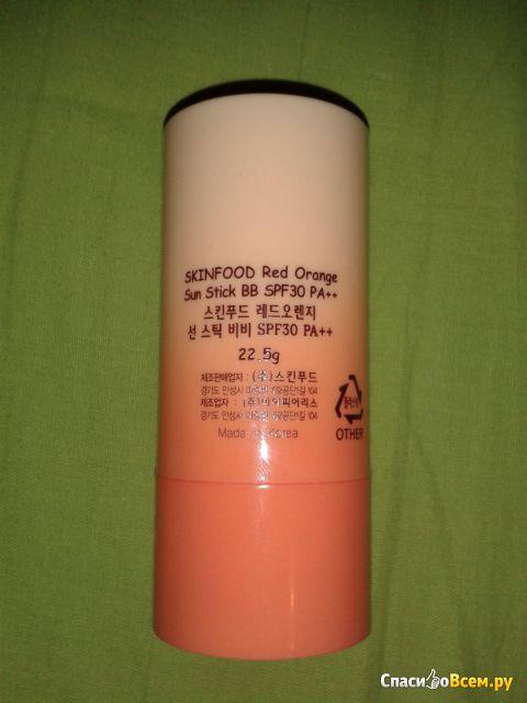 BB-крем Skinfood Red Orange Sun Stick BB Cream фото