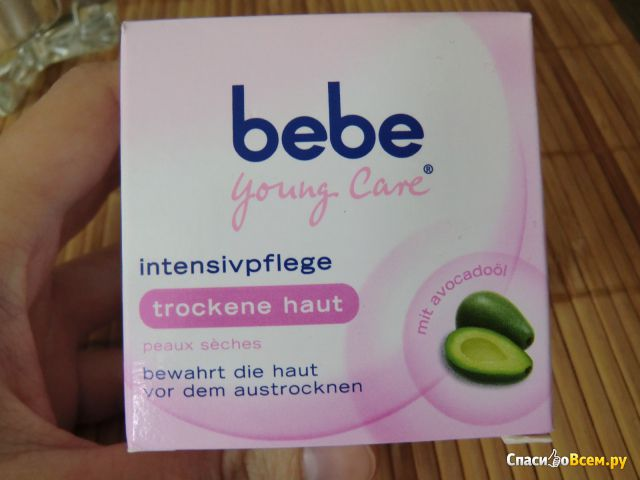 Дневной крем Bebe Young Care Intensivpflege Trockene Haut фото
