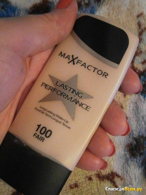 Тональный крем Max Factor Lasting Performance фото