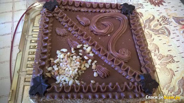 Торт «банановый рай» с фото